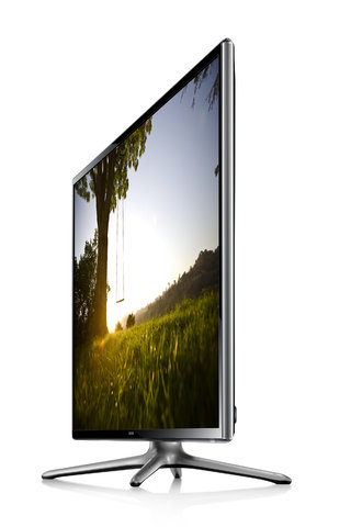 Samsung Slim LED Smart TV seria F6300 ? 75 cali fascynującego obrazu