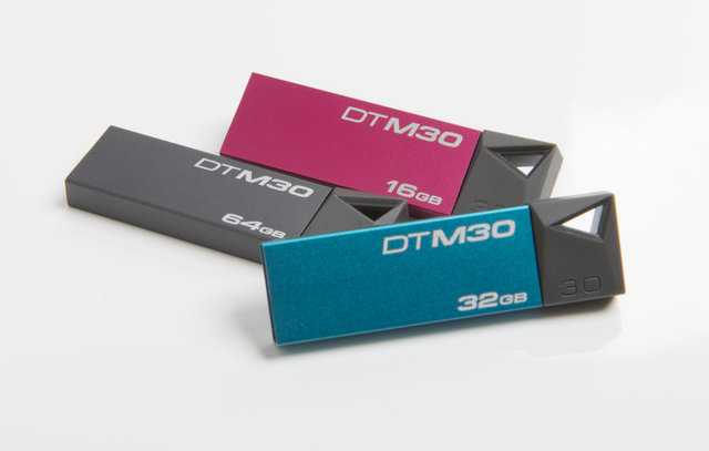 DataTraveler Mini 3.0 ? nowa, szybka i kolorowa  pamięć flash Kingston Digital