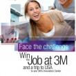 Invent a New Future Challenge - odwiedź amerykańskie Centrum Innowacji i zacznij pracę w 3M