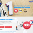 Poznaj 4 korzyści Samsung Eco Bubble i wygraj nagrody