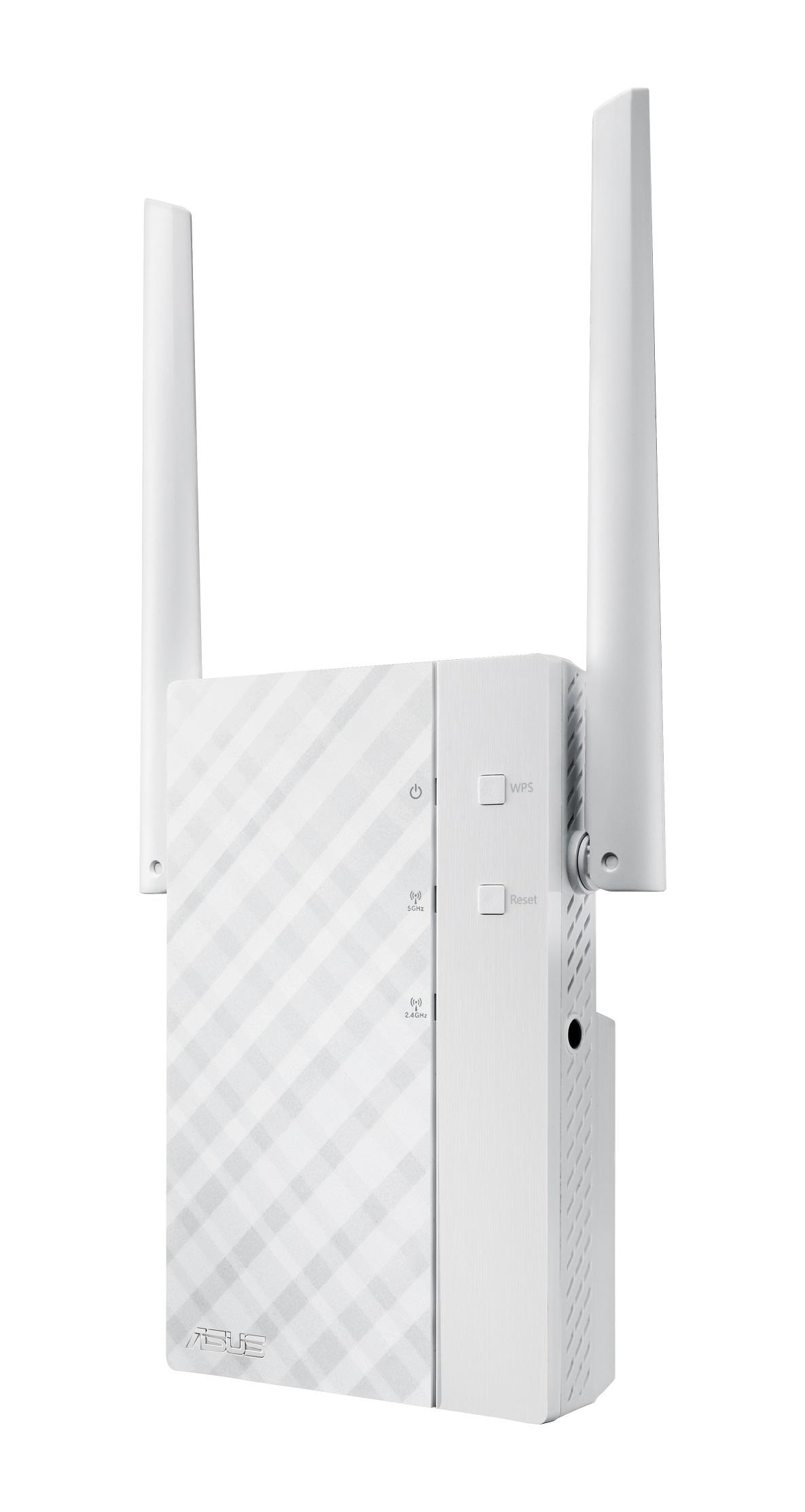 Natychmiast zwiększa zakres Wi-Fi